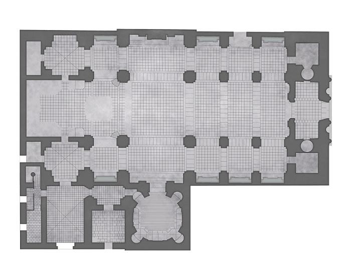planta iglesia